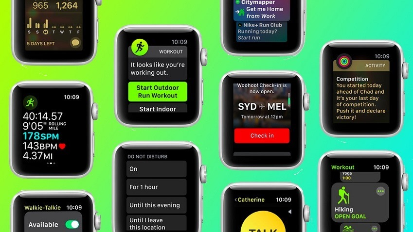 iOs 12, WatchOs 5 out right now