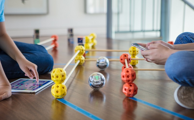 The Sphero Bolt is the new programmable ball that teaches your kids how to code 2
