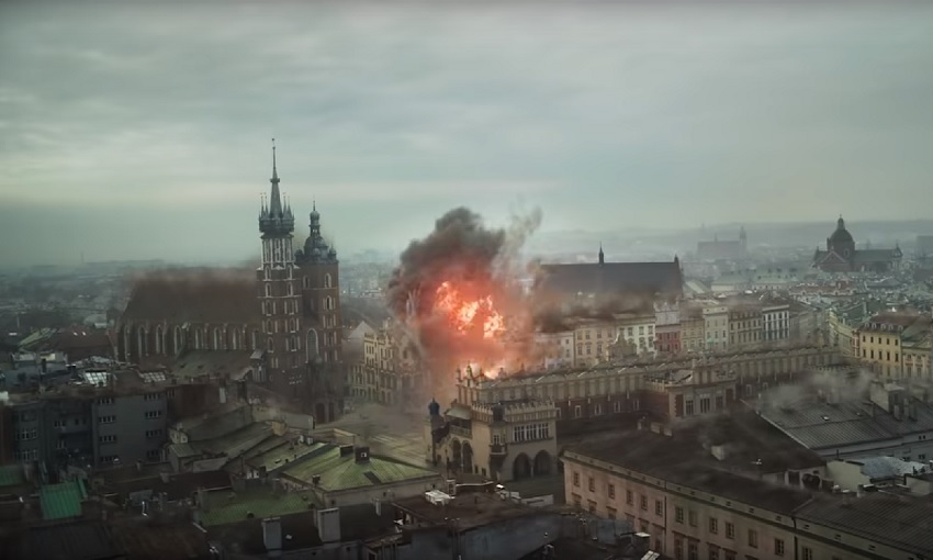 The Cold War never ended in this teaser for Netflix's upcoming alt-history conspiracy series 1983 2
