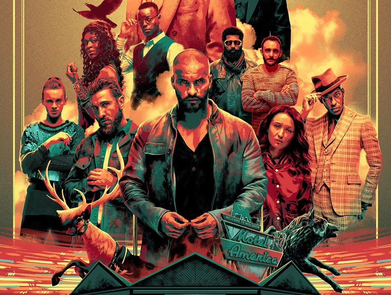 NYCC: It's time for war in the first trailer for American Gods season 2 4