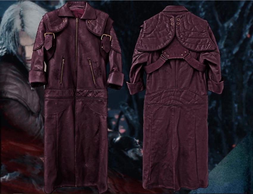 DMC 5 Coats (3)