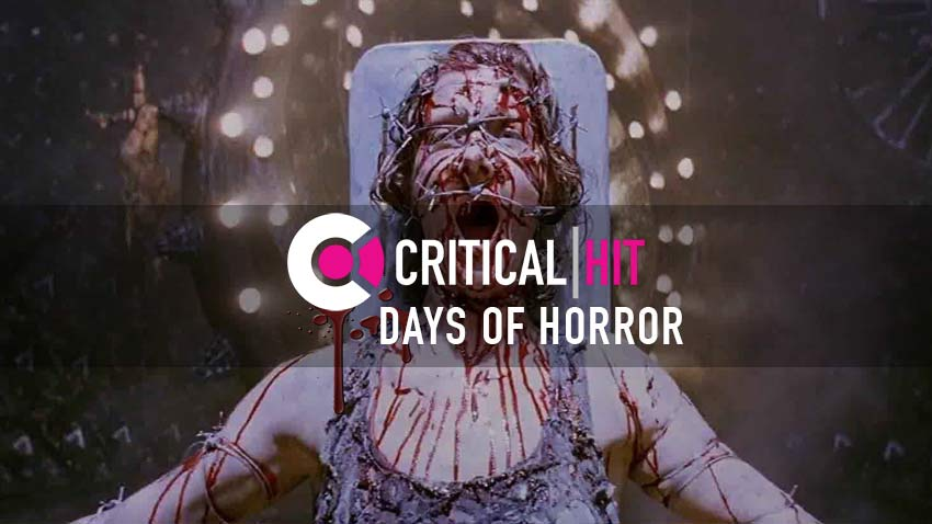 The Critical Hit Days of Horror countdown - Event Horizon 3
