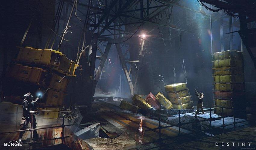 Destiny cosmodrome (2)