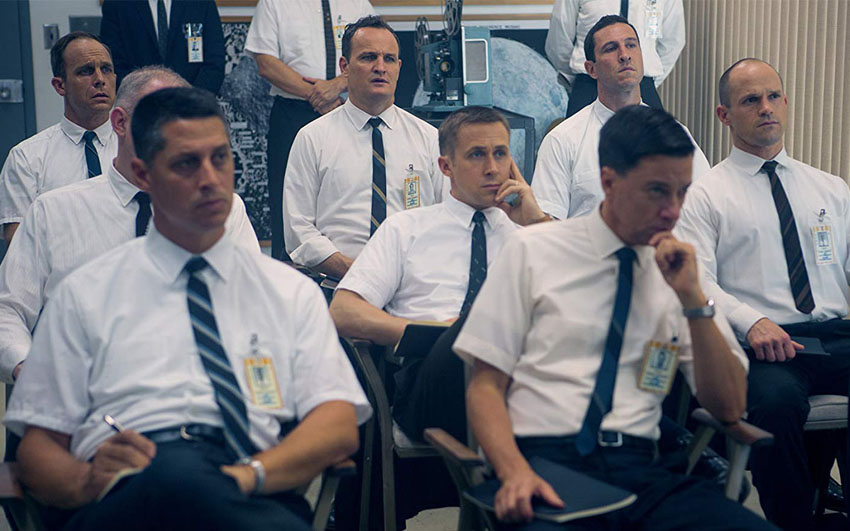 First Man review - A breathless, triumphant take on mankind's most epic journey 8
