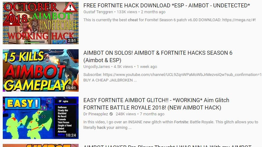 Fortnite Aimbot Mega | Hack De Pavos Para Fortnite Pc