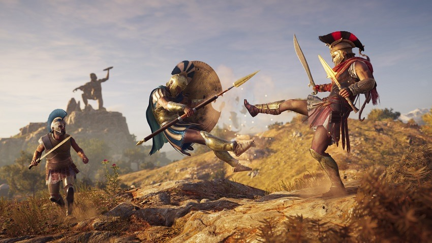 Google testing streaming to chrome with Assassin's Creed Odyssey