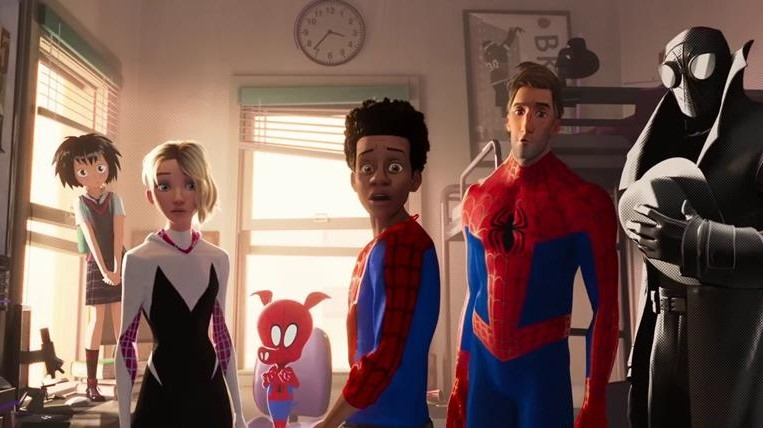 Every Spider-Man (and Spider-Ham!) in Into The Spider-Verse, explained 2