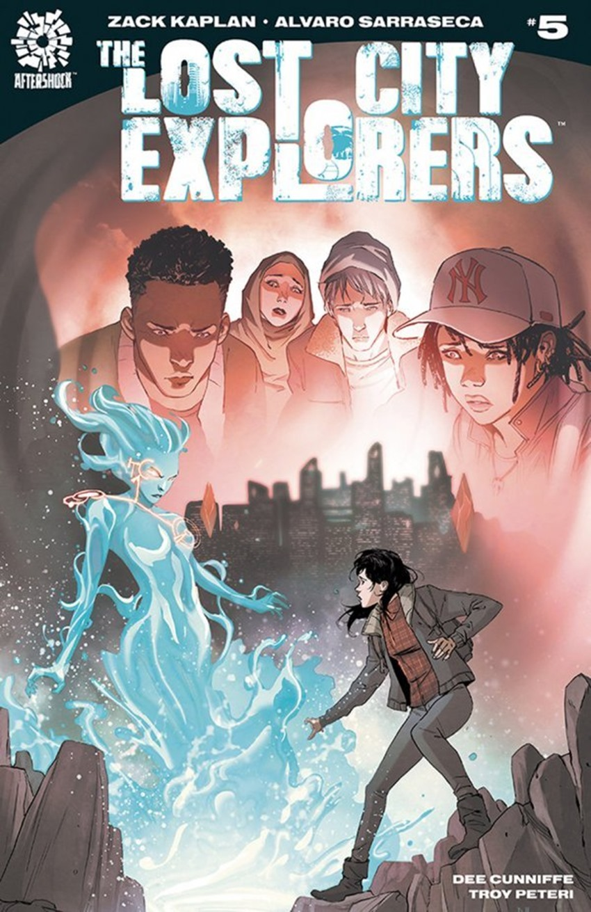 Lost City Explorers #5