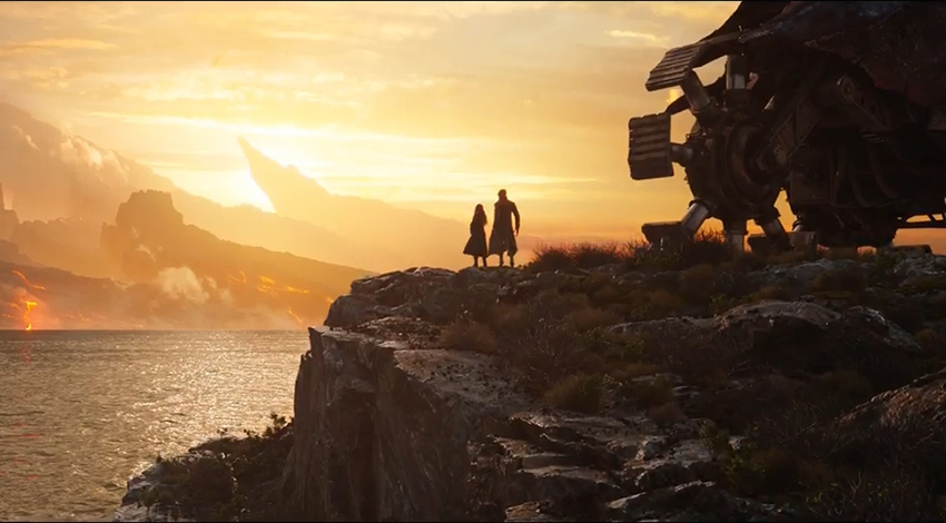 NYCC: Epic new trailer for Mortal Engines is filled with heroes, monsters and giant cities eating each other 2