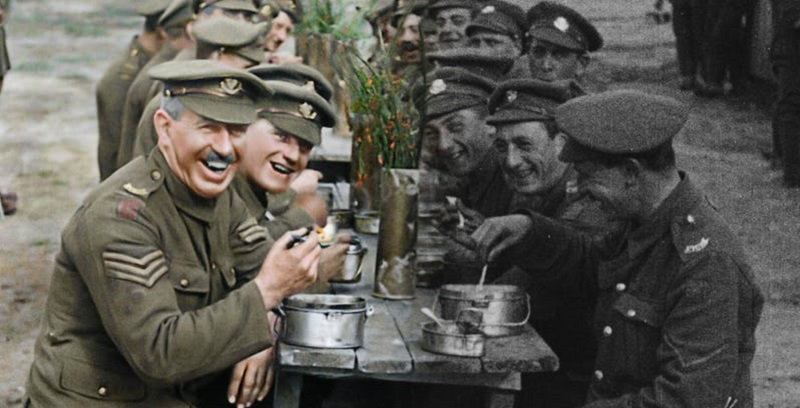 Peter Jackson is bringing World War I to life in this new trailer for They Shall Not Grow OId 2