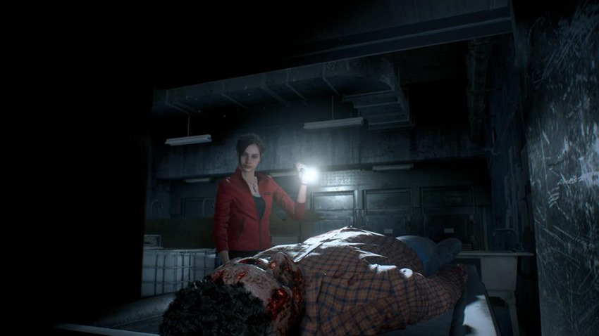 Resident Evil 2 Lickers (1)