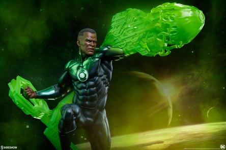 Sideshow Green Lantern (1)