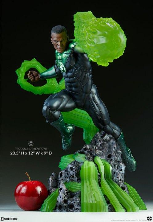 Sideshow Green Lantern (13)