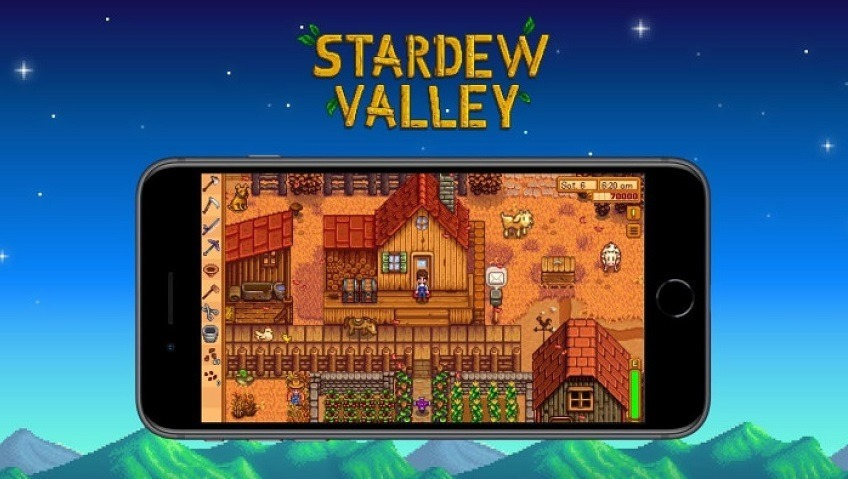Stardew Valley coming to mobile this month