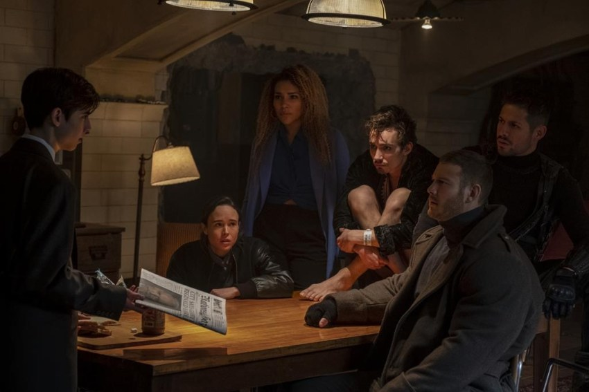Meet the Umbrella Academy family in these new character posters 2
