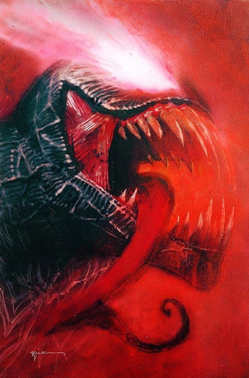 Venom Annual #1