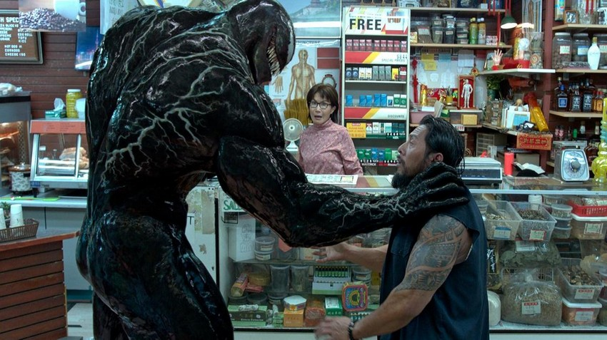 Venom review - At least it's better than Spider-Man 3 10