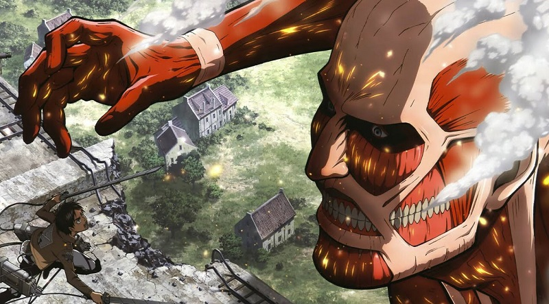 Warner Bros to adapt popular manga Attack on Titan to film with Andy Muschietti to direct 3