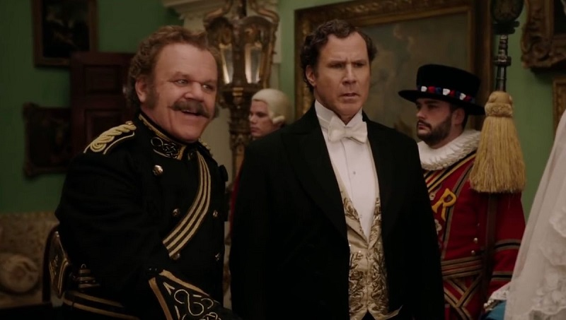 Will Ferrell and John C. Reilly are out to kiss/save the queen in this new trailer for Holmes and Watson 2