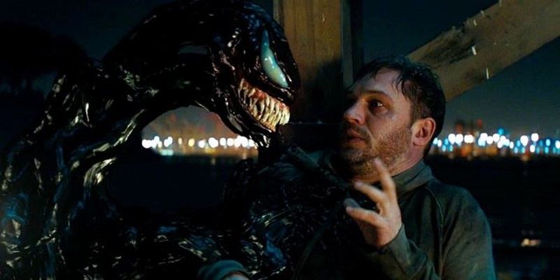 Tom Hardy claims up to 40 minute of the best footage was cut from Venom movie as early reactions don't paint a pretty picture 4