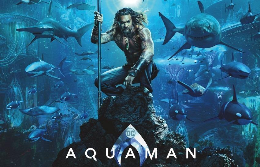 Win this great Aquaman merchandise hamper and make a splash! 2