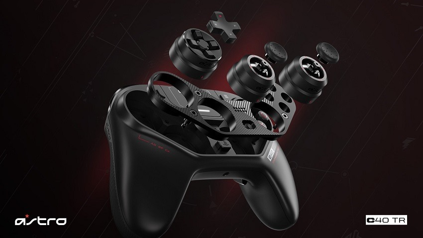Astro announces professional C40 TR PS4 controller
