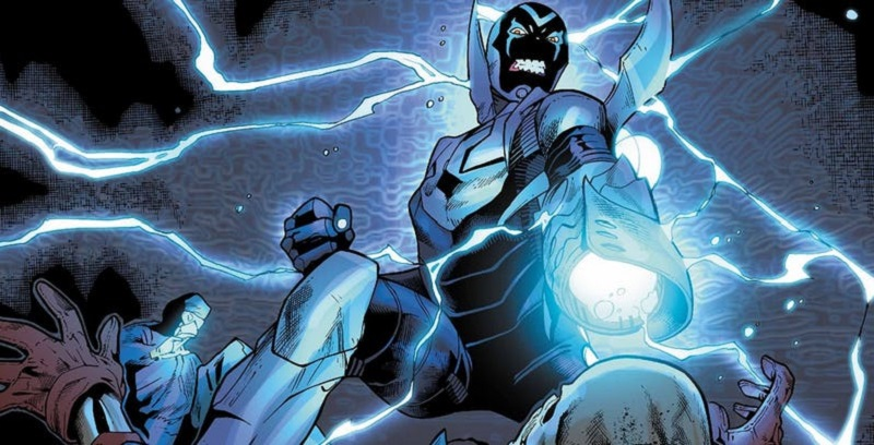 Warner Bros and DC looking to make a Blue Beetle movie 3