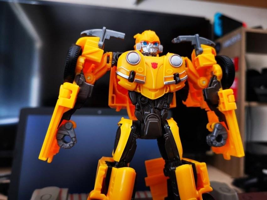 Transformers Bumblebee Nitro Series Bumblebee Review 3