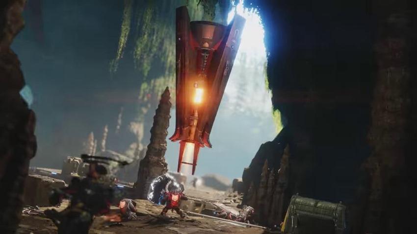 Destiny Black Armory Lost forge (6)