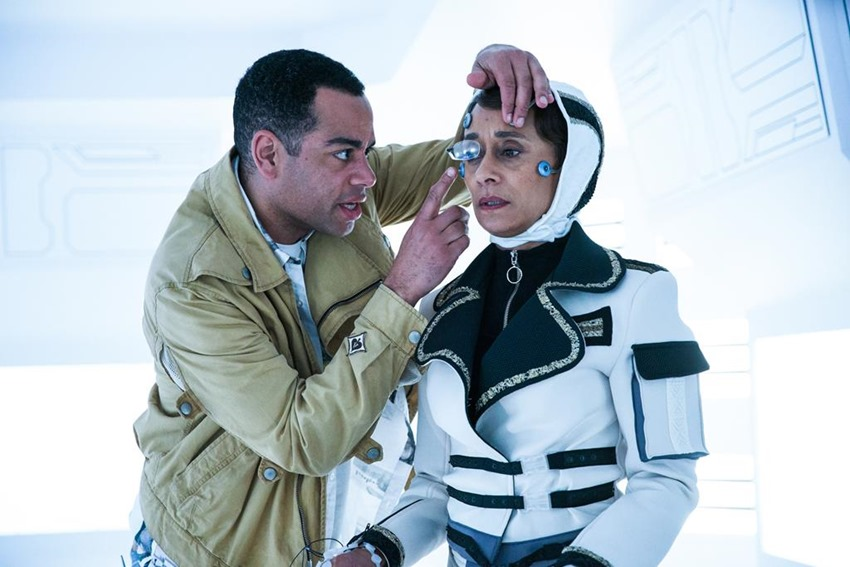 Doctor Who Tsuranga (1)
