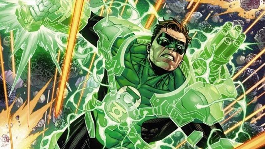 Green Lantern (1)