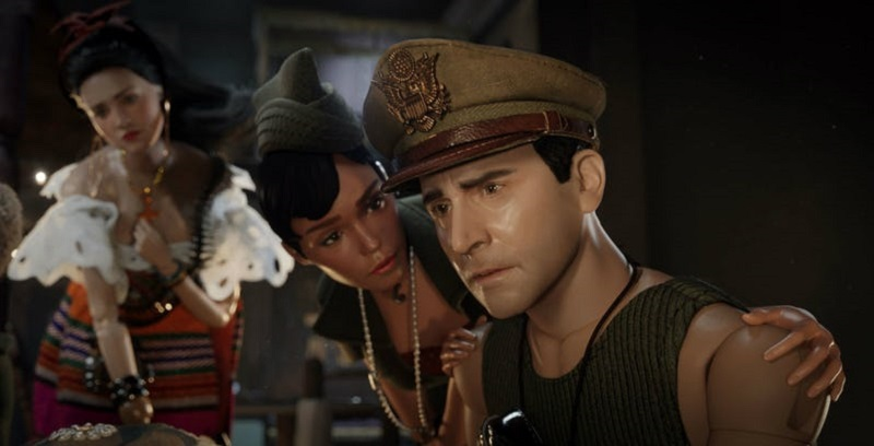 Get an insight to the most original film of the year with this final trailer for Welcome to Marwen 2