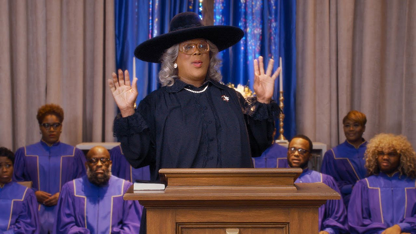 "Tyler Perry is finally retiring his ""mad black woman"" with A Madea Family Funeral 3"