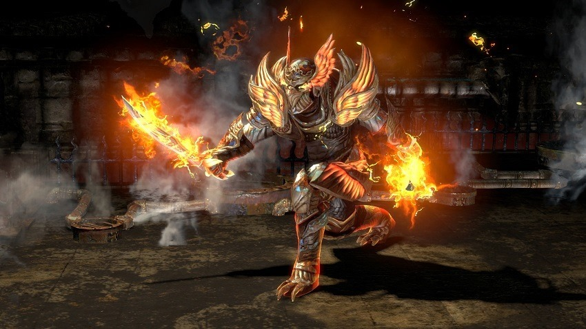 Path of Exile coming to PS4