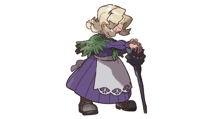 Pokemon-Agatha