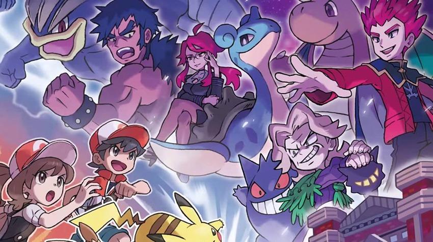 Pokemon Let's Go Elite Four (1)