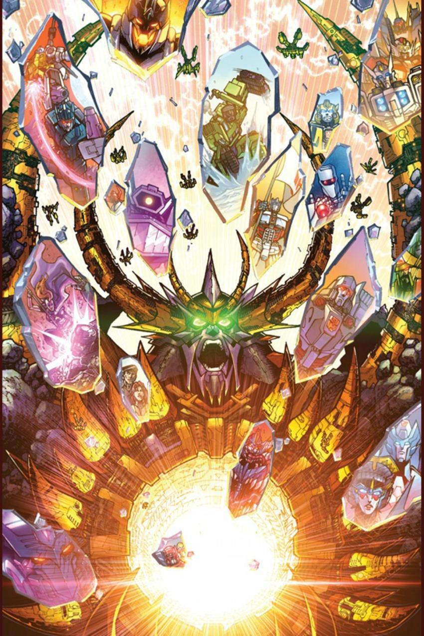Transformers Unicron #6