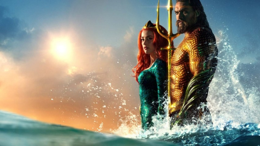 Aquaman review - Over-the-top under-the-sea fun! 12