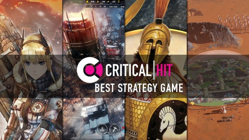 The Critical Hit Games of the Year 2018 – Best Strategy Game