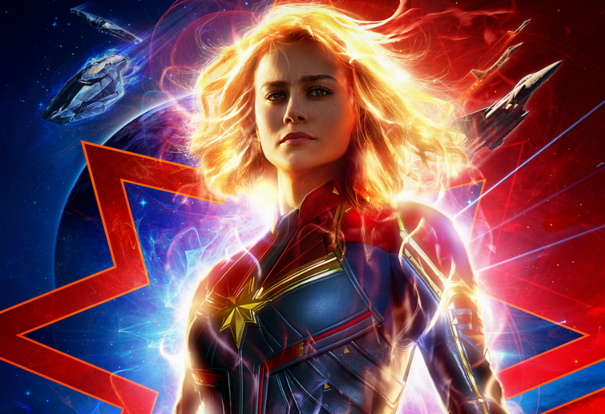 Take flight with the new trailer for Captain Marvel 3