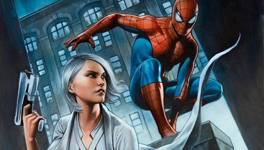 Spider-Man Silver Linings (2)