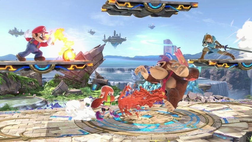 Super Smash bros ultimate (7)