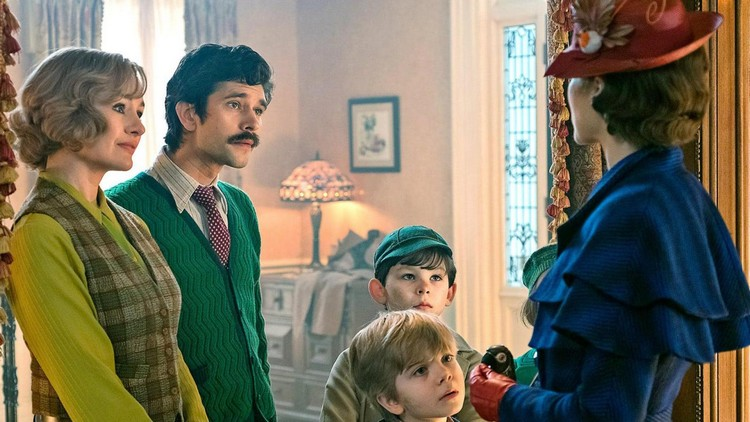 Mary Poppins Returns review - A movie musical as retro as it gets 9