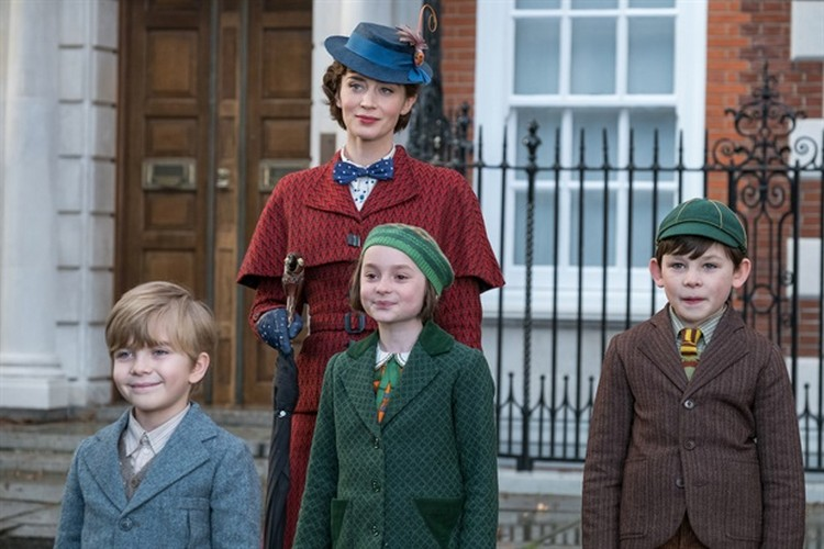 Mary Poppins Returns review - A movie musical as retro as it gets 6