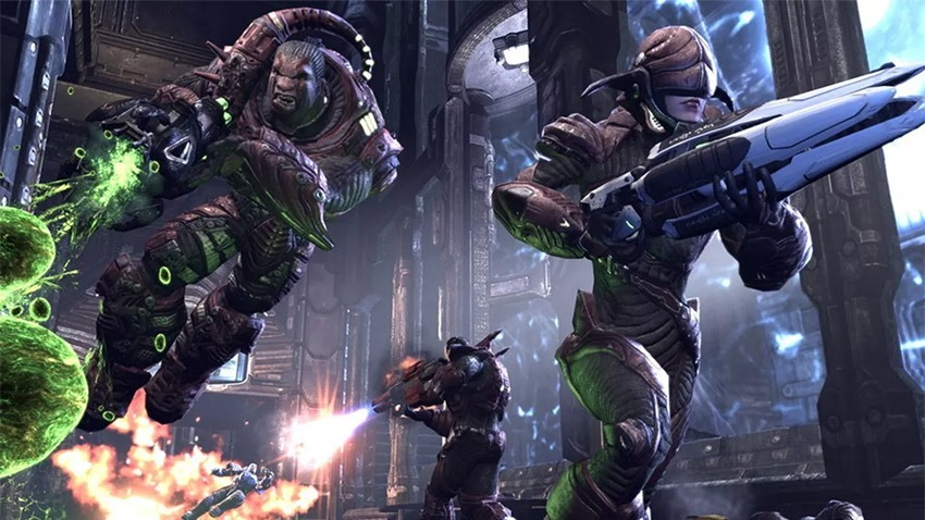 Monster Kill! Epic confirms that Unreal Tournament 4 is no ...