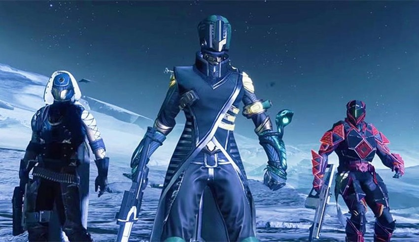 Returning to the Moon in Destiny 2: Shadowkeep will be familiar but also creepy