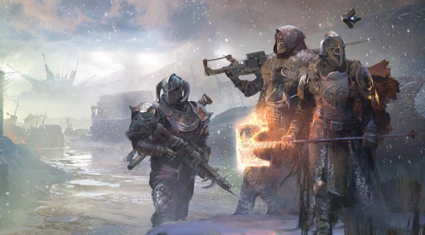 The story of Destiny Part 6 A new Iron Lord rises to face the reborn danger of SIVA