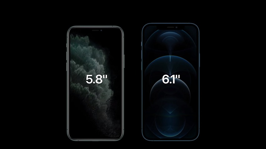iPhone 12 Pro and iPhone 12 Pro Max includes 5G, upgraded ...