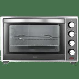 black decker 30 litre oven toaster