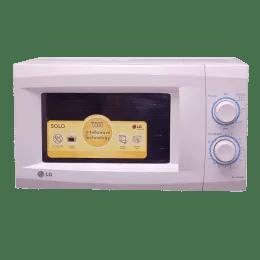 lg 20 litres ms 2029uw solo microwave